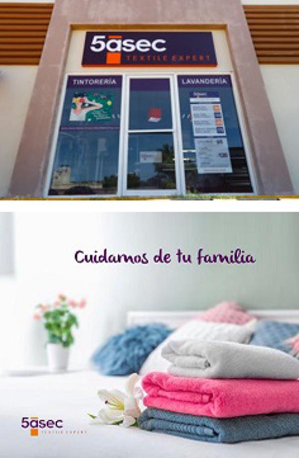 Franquicia 5aSec Tintorerías