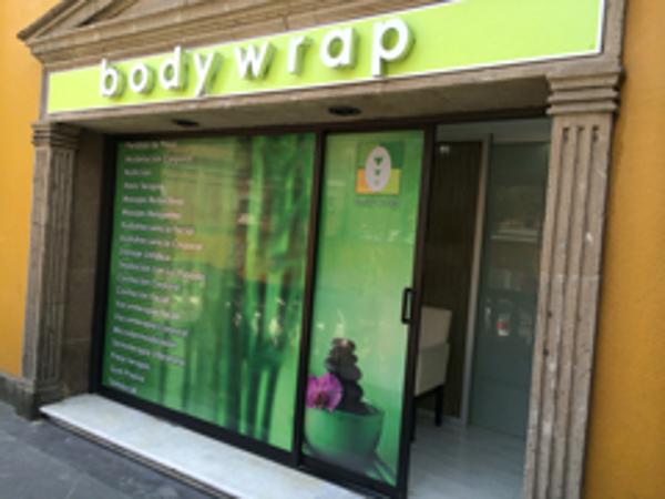 Franquicia Body Wrap