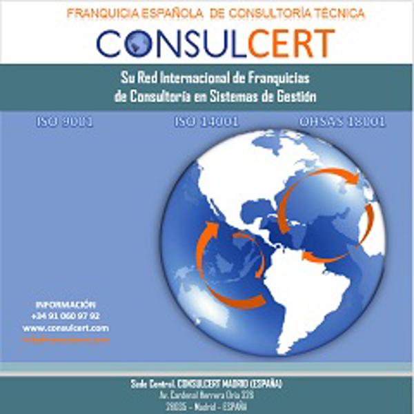 Franquicia Consulcert