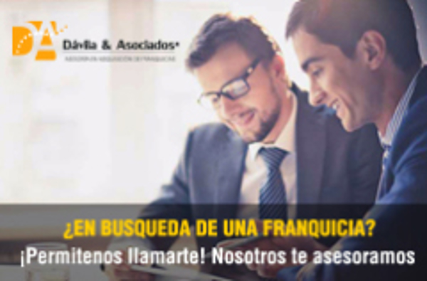 Franquicia Davila & Asociados