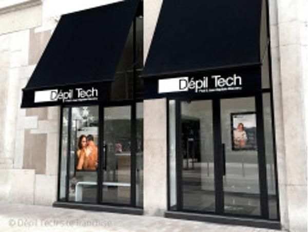 Franquicia Dépil Tech