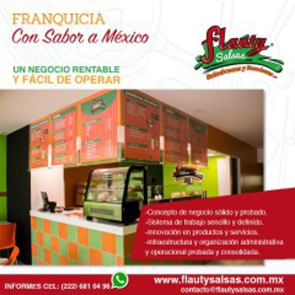 Franquicia Flauty Salsas