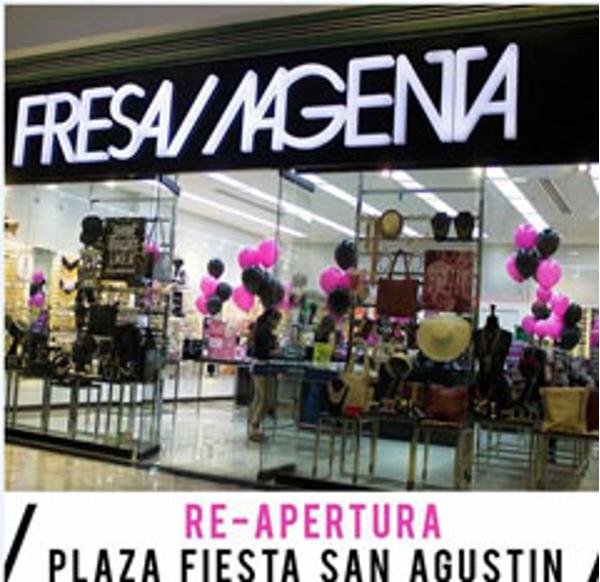 Franquicia Fresa Magenta