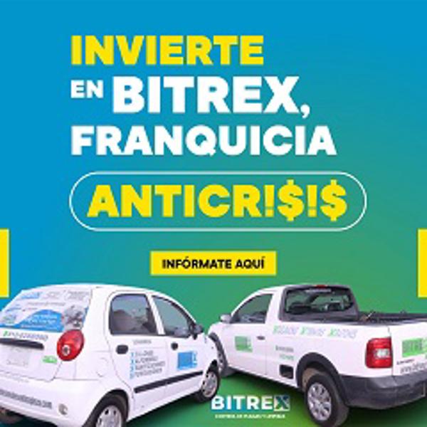 Franquicia Grupo Bitrex