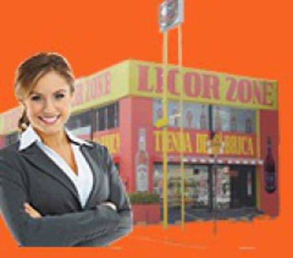 Franquicia Licor Zone