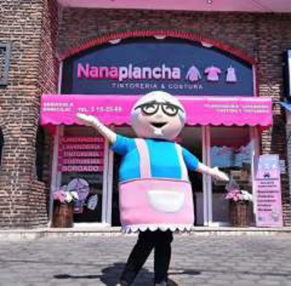 Franquicia Nana Plancha