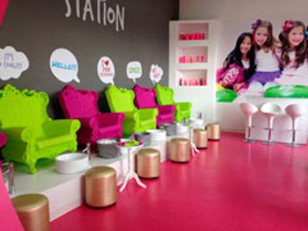 Franquicia Pink Station