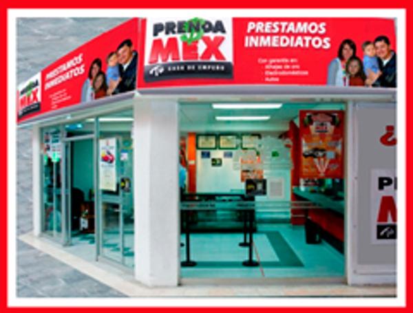 Franquicia Prendamex