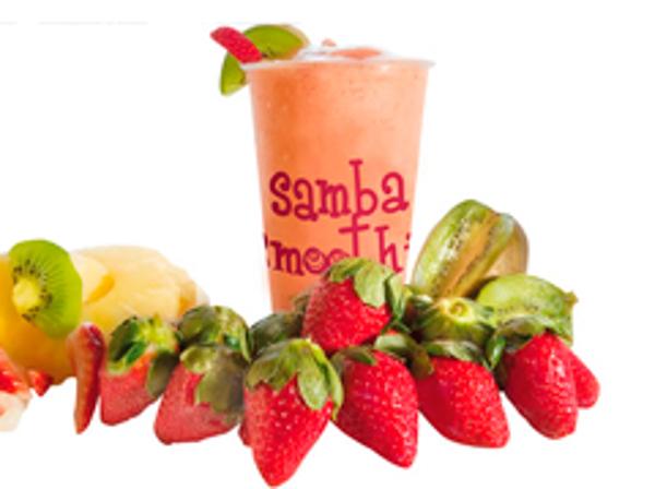 Franquicia Samba Smoothie