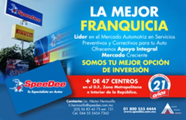 Franquicia SpeeDee