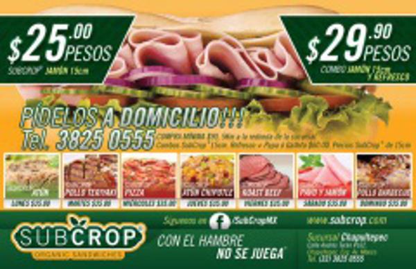 Franquicia Subcrop Organic