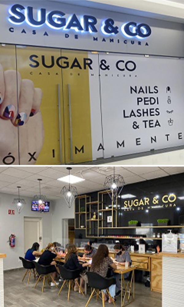 Franquicia Sugar & Co