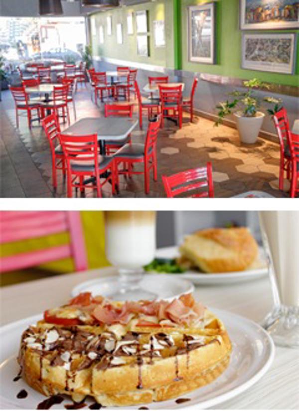 Franquicia Waffles & Coffee Deli WG
