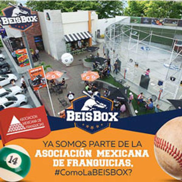 Franquicia BeisBox