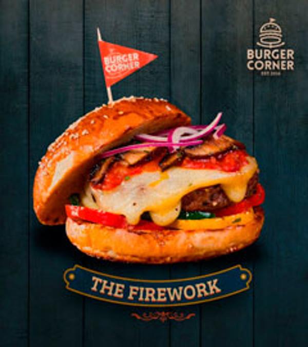 Franquicia Burger Corner