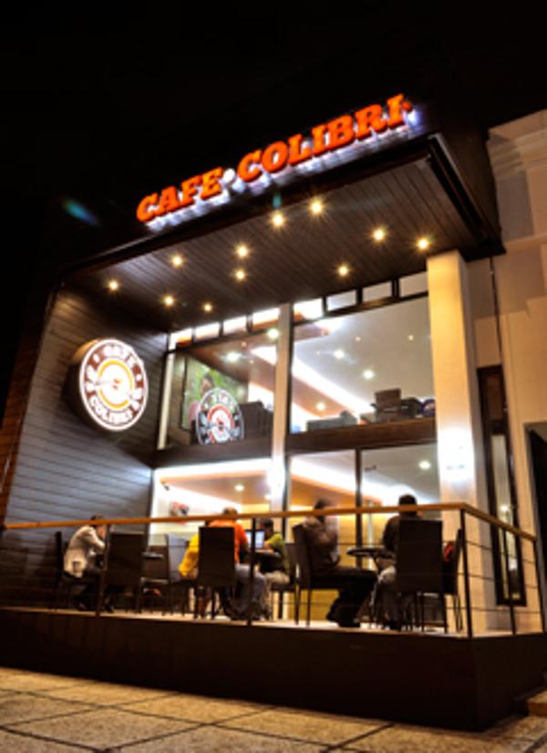 Café Colibrí Kafetzin