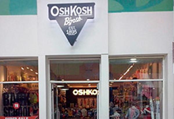 Franquicia Carter's y OshKosh