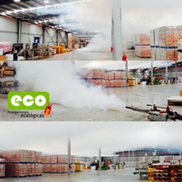 Franquicia Eco Fumigaciones