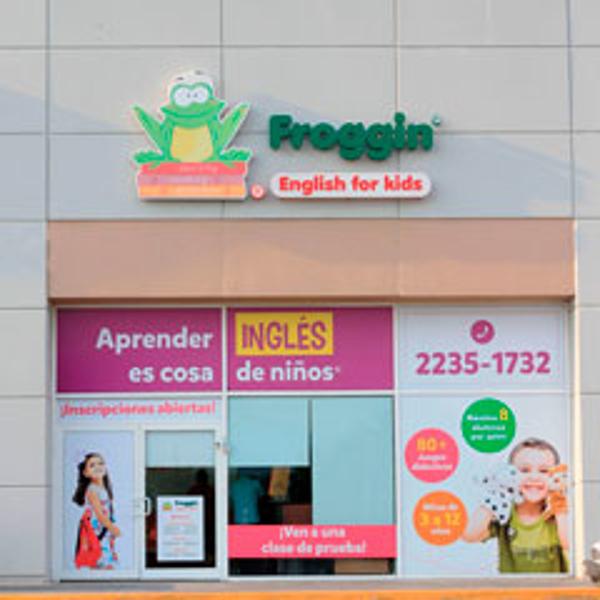 Franquicia Froggin