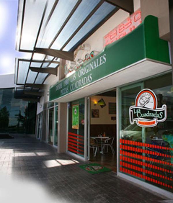 Franquicia Pizzas Las Cuadradas