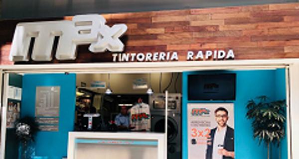 Franquicia Tintorerías Max