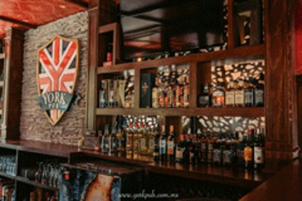 Franquicia York Pub