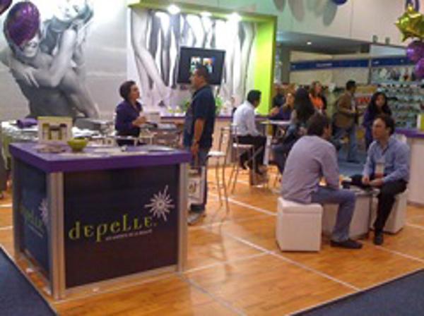 Depelle obtuvo buenos resultado en la Feria Internacional de Franquicias de México