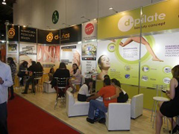 d-uñas arrasa en la Feria Internacional de Franquicias 2012
