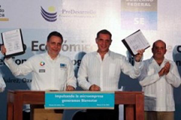 El Programa de Microfinanciamiento para la Economía Solidaria es posible