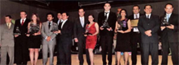 La Asociaci�n Mexicana de Franquicias premia a Franquicias de Alto Consumo