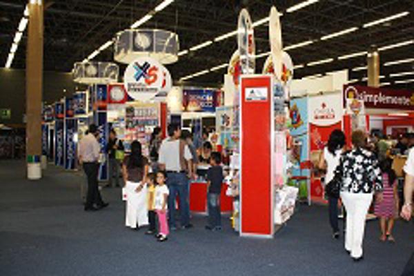BARAÑAS todo a $5 pesos en Expo Franquicias Guadalajara 2012