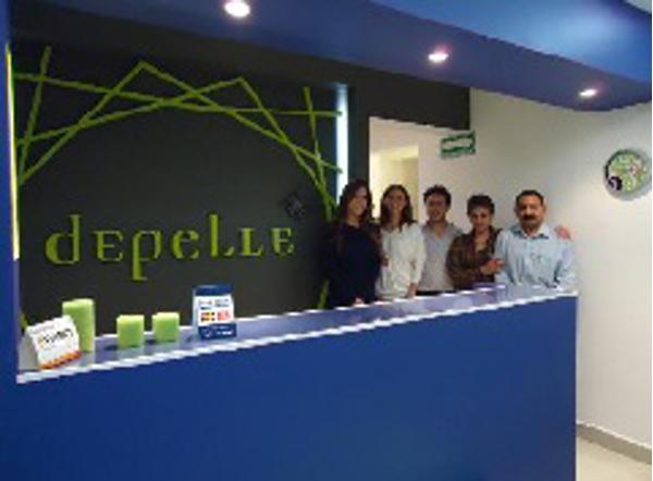 Nueva franquicia Depelle en Insurgentes Sur San Ángel
