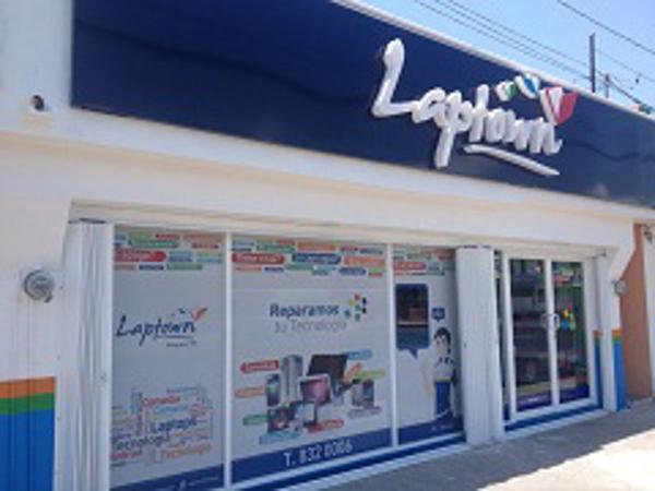 Nuevas franquicias Laptown en Oaxaca, Chetumal y Polanco D.F.