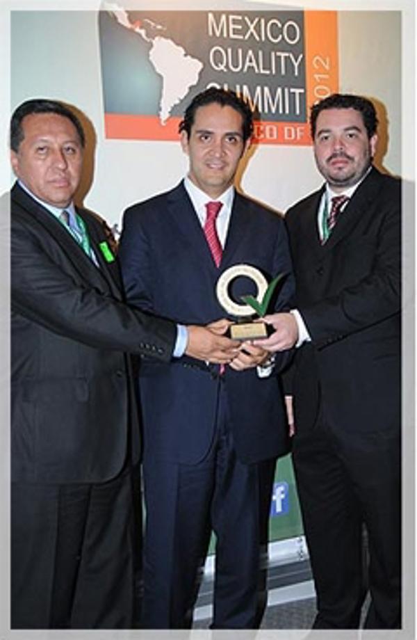Franquicias Consulting Empresarial premiadas como Empresa Mexicana del A�o