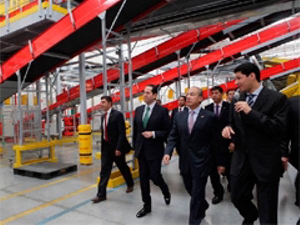 DHL invierte 160 millones de dólares en México