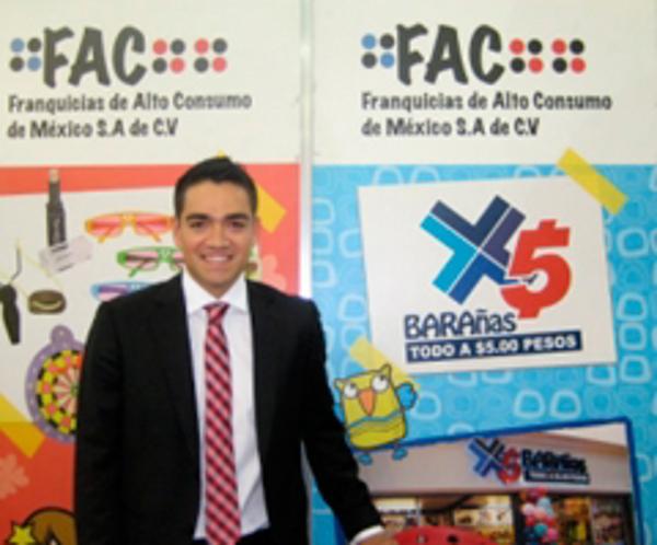 Barañas, franquicia de productos de 5 pesos