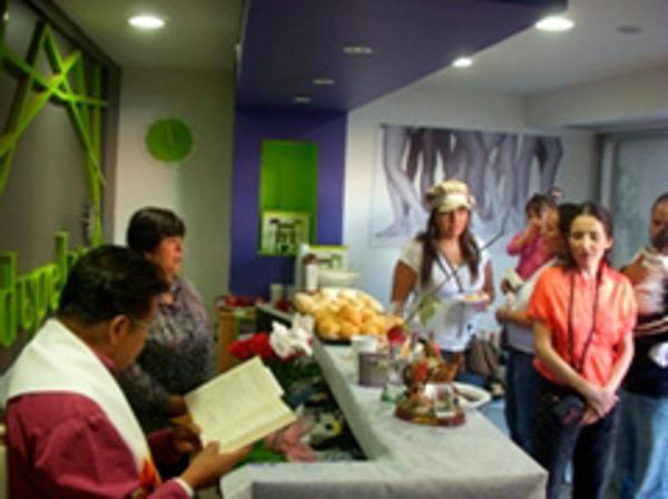 Inauguración de la nueva franquicia Depelle Clavería