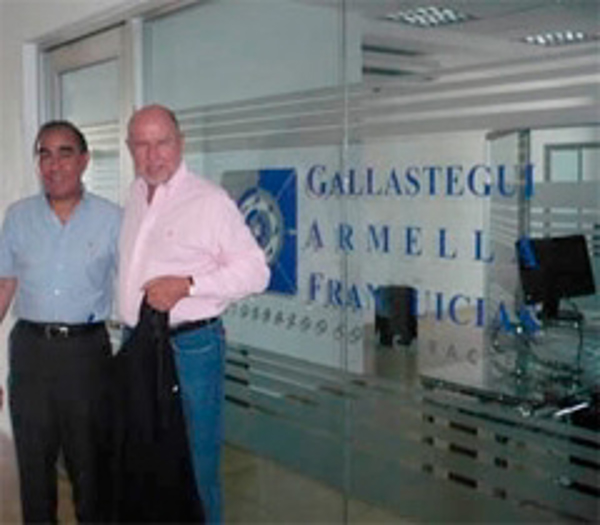 Gallástegui Armella Franquicias llega a Honduras