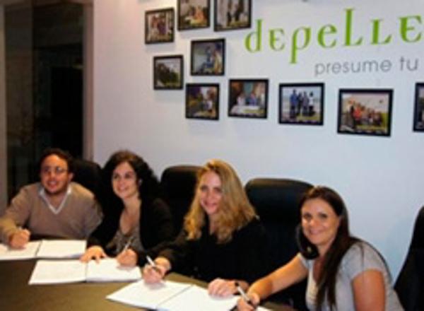 Depelle firma una nueva franquicia en Lomas de Tecamachalco