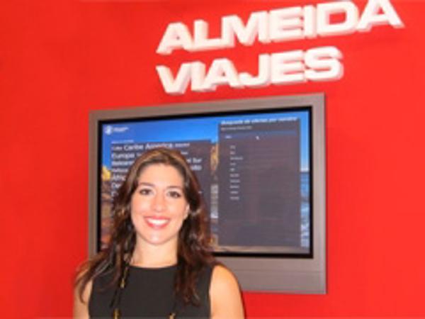 Inmaculada Almeida, nueva  presidenta de Almeida Viajes