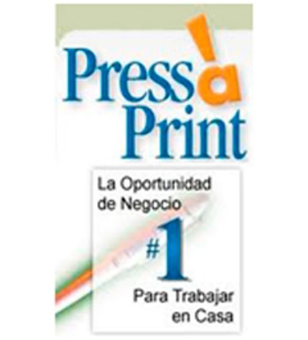 Press à Print: los modelos de negocio desde el hogar prevén crecimiento en 2013