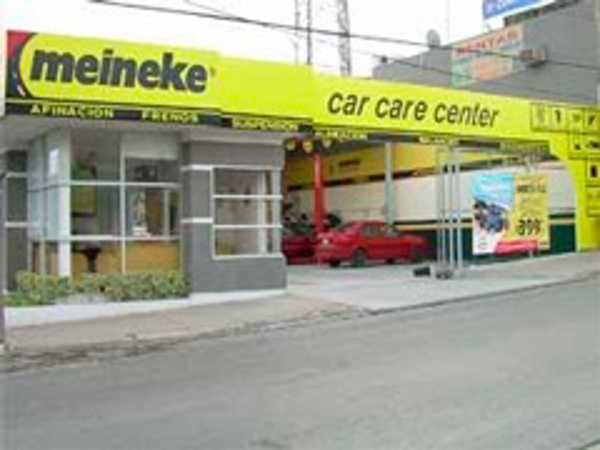 La franquicia Meineke al servicio del mantenimiento automotriz en México
