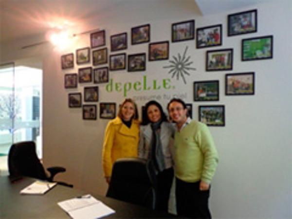 Depelle firma una nueva franquicia en Tecámac