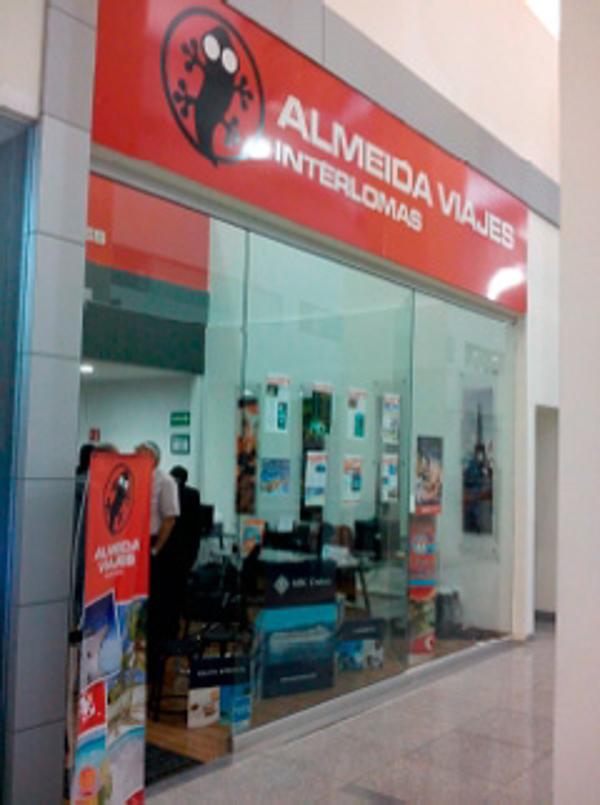 Inauguración de Almeida Viajes Interlomas