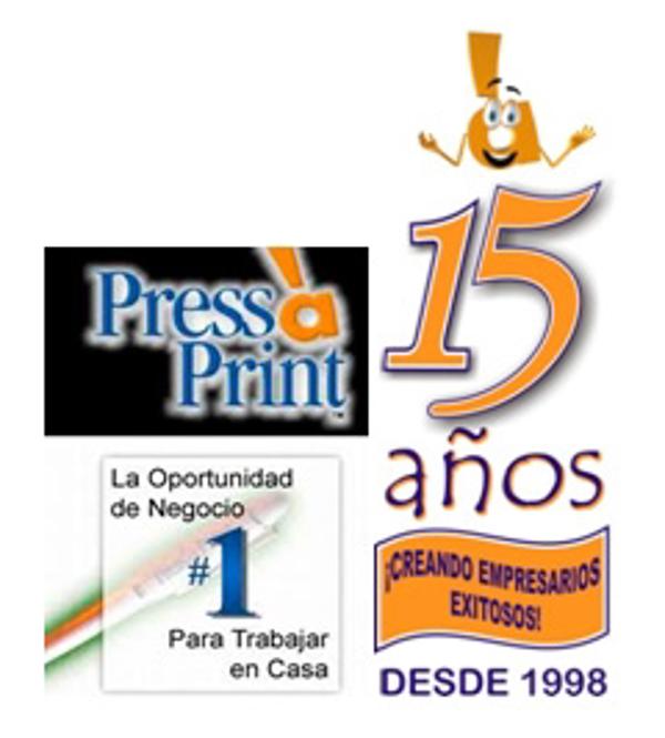Press à Print México cumple 15 años en la 36 Feria Internacional de Franquicias