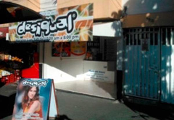 Desigual inauguró su nueva franquicia en Tlalpan