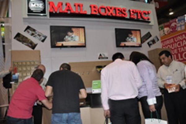 Mail Boxes Etc. cumple 20 a�os en M�xico