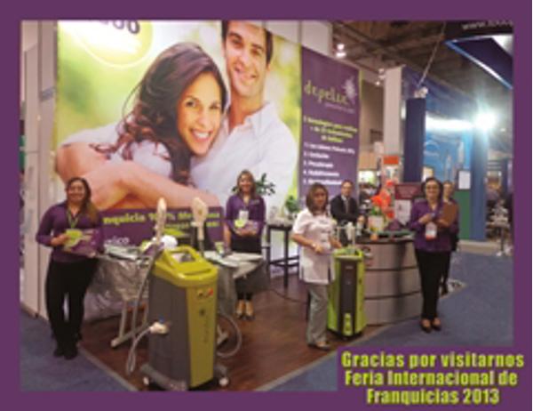 Participación Depelle en la Feria Internacional de Franquicias 2013