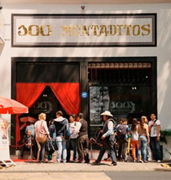100 Montaditos difunde el potencial de la gastronom�a espa�ola en M�xico D.F.