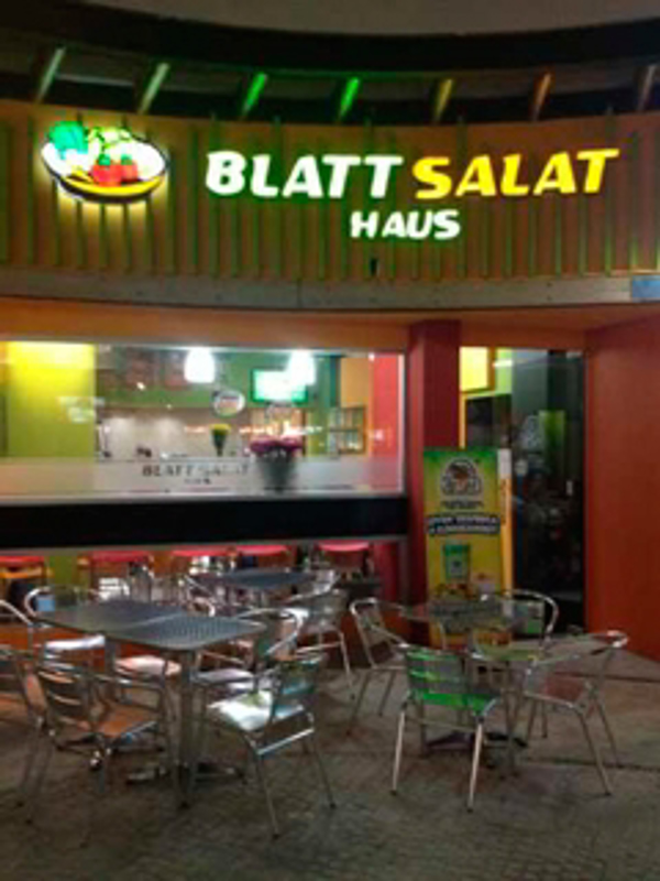 Blatt Salat Haus abre sus puertas en Cancún